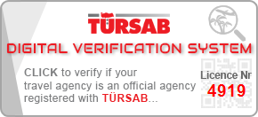Türsab Digital Verification System
